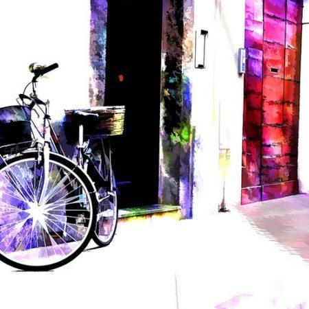אורית גפני | סימטה איטלקית Orit Gafni | An Italian Alley