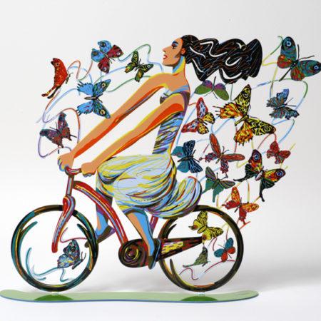 ענן של פרפרים | דוד גרשטיין, Butterflies Cloud | David Gerstein