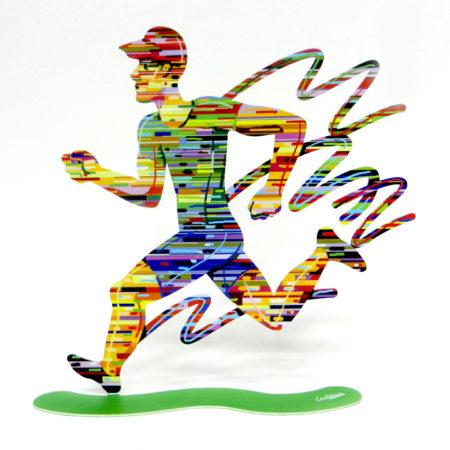 דוד גרשטיין | רץ David Gerstein, Jog man