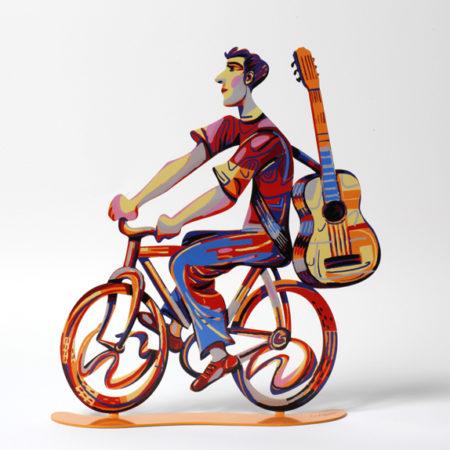 טרובדור על אופניים Troubadour Rider