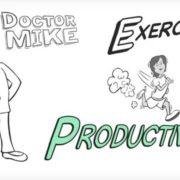 כושר גופני מגדיל פריון עבודה